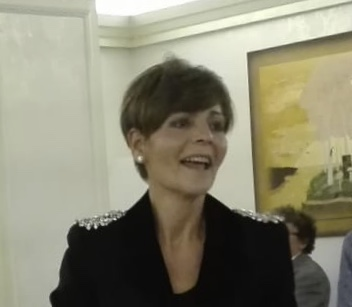 Bettina Campedelli,  October 19, 2019