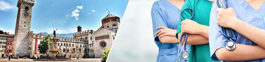 Laurea in Infermieristica (Trento) (abilitante alla professione sanitaria di Infermiere) D.M. 270/04