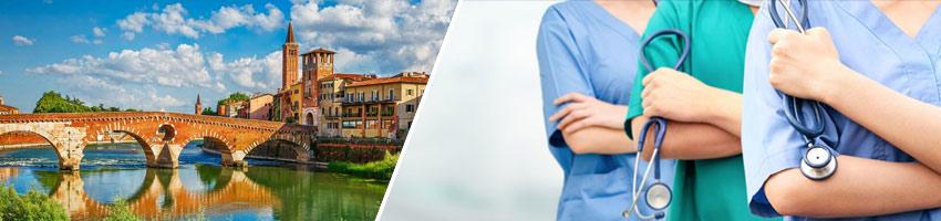 Laurea in Infermieristica (Verona) (abilitante alla professione sanitaria di Infermiere) D.M. 270/04