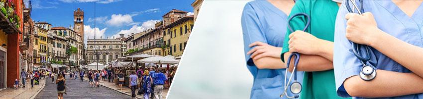 Laurea magistrale in Scienze infermieristiche e ostetriche - Verona