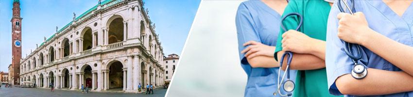 Laurea in Infermieristica (Vicenza) (abilitante alla professione sanitaria di Infermiere) D.M. 270/04