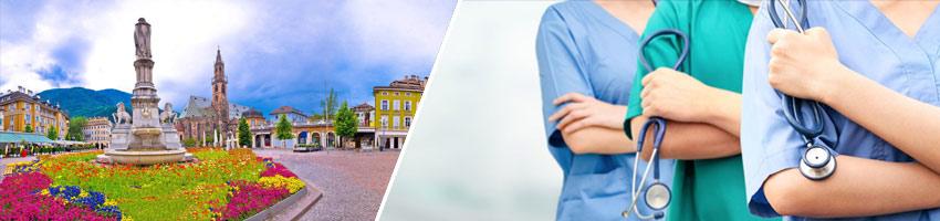 Laurea in Infermieristica (Bolzano) (abilitante alla professione sanitaria di Infermiere) D.M. 270/04