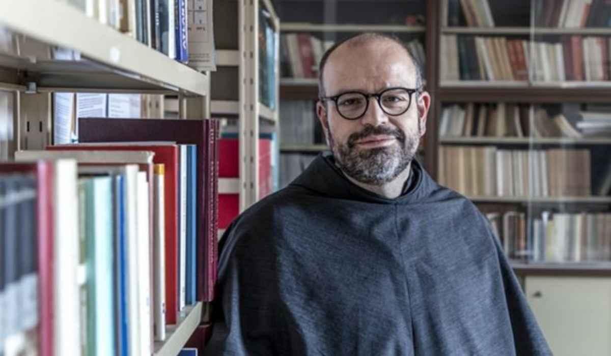 Paolo Benanti o.f.m., filosofo intelligenza artificiale, Pontificia Università Gregoriana.jpg